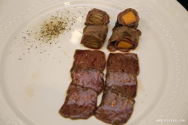 [台北.約訪]荷庭法式鐵板燒~食材新鮮.鮑魚活跳跳 @VIVIYU小世界