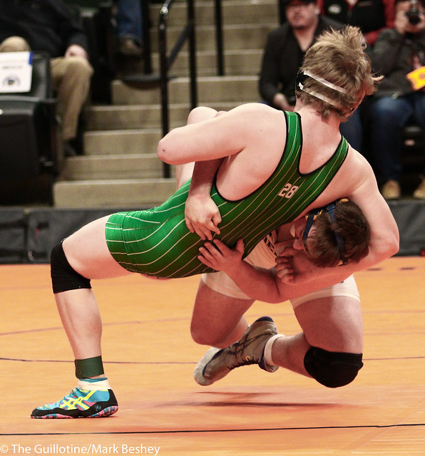 220A - 5th Place Match - Trenten Rogich (LeSueur-Henderson) 29-8 won by major decision over Grant Ludwig (Paynesville) 26-10 (MD 19-9)