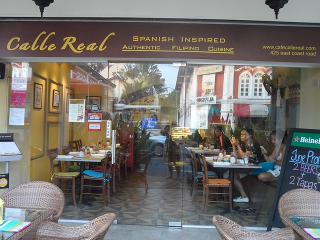 Calle Real At 425 East Coast Road