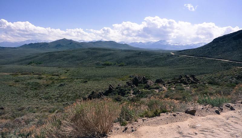 Landscape, Bodie, California