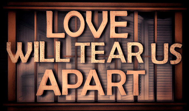 Love Will Tear Us Apart Again