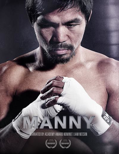 manny pacquiao movie poster