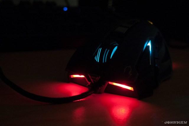 GAMDIAS ZEUS Esport Edition Laser Gaming Mouse 62