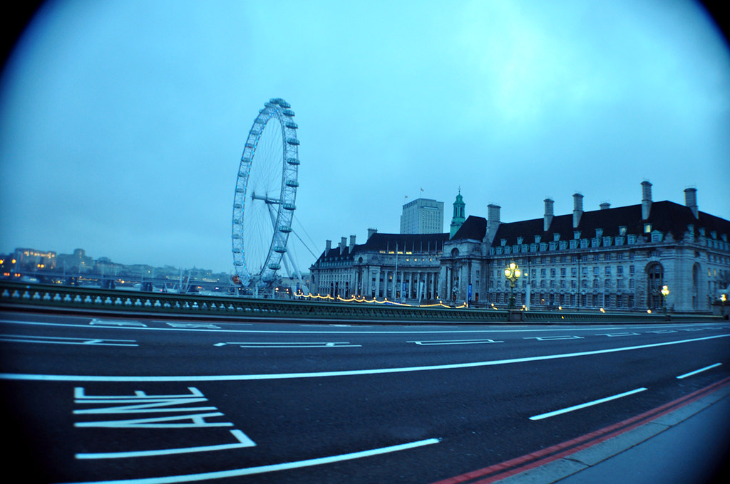 London Dungeon et Grande Roue