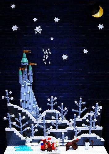 Waiting for Christmas ...