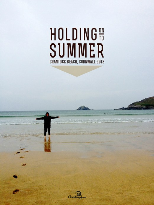 Holding on to Summer photo