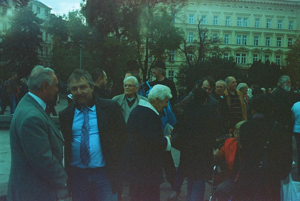 Smena 8M - People at Communist Rally 2