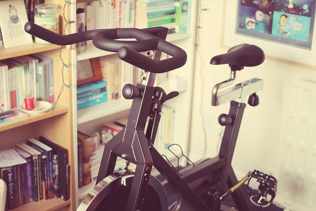 V Fit Spin Bike
