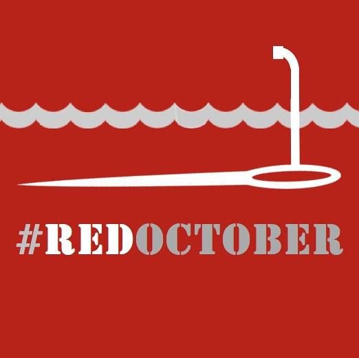 #redoctober logo