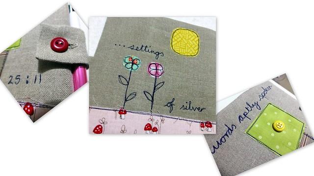 Ann-Marie's Journal Cover