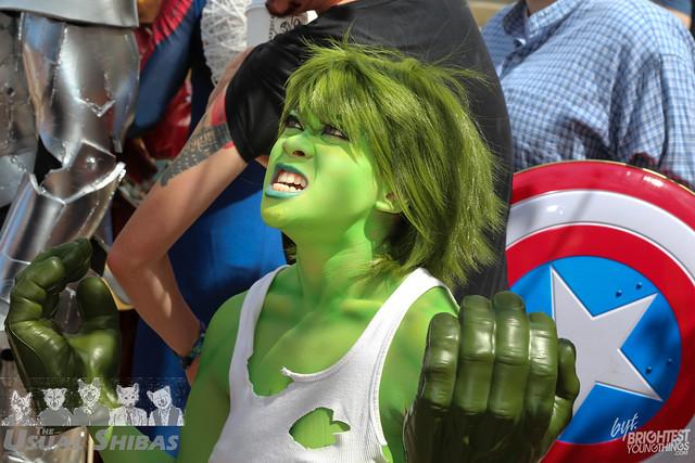 Comic Con Day 2
