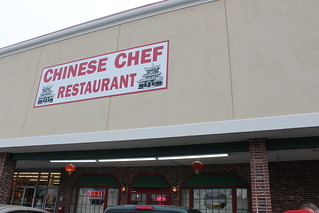 Chinese Chef Storefront