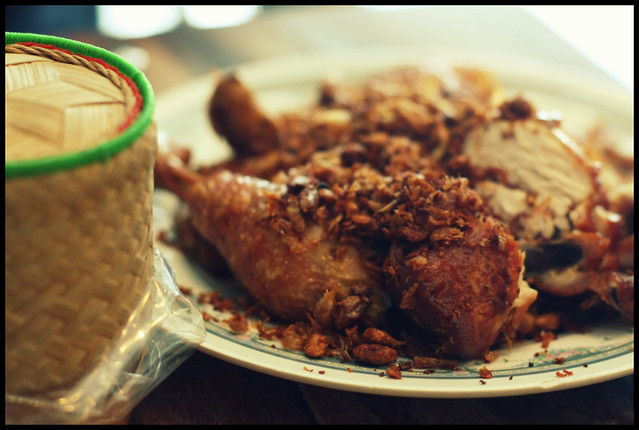 Soi Polo's Fried Chicken and Sticky Rice