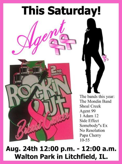 Rockin Out 8-24-13