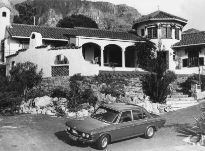 Our house in Cape Town where I was born