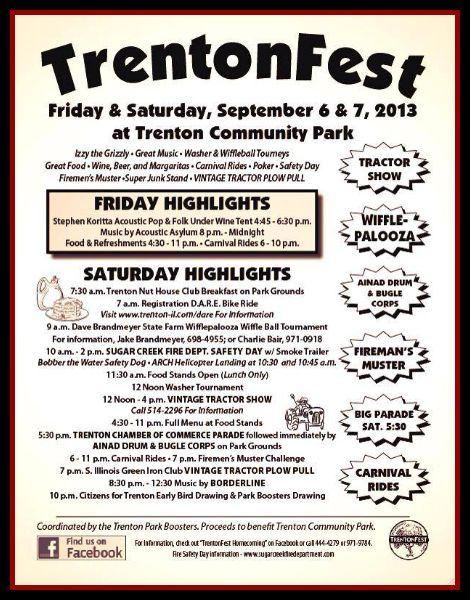 TrentonFest 9-6, 9-7-13
