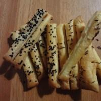 Nigella & caraway seed sticks