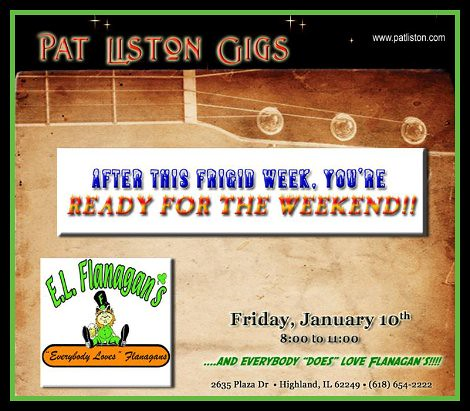Pat Liston 1-10-14