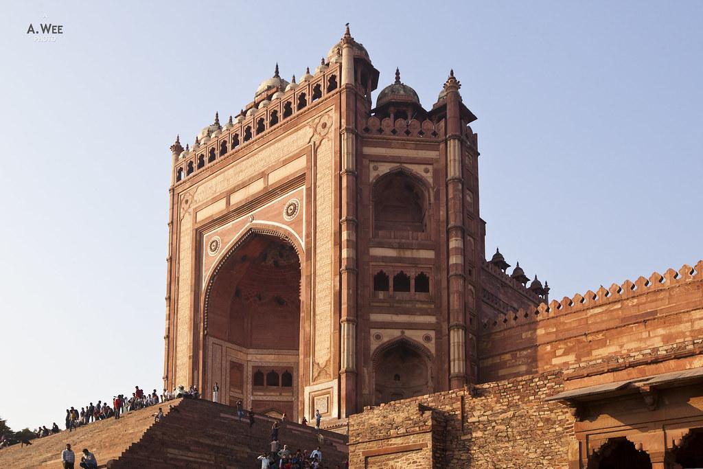 Buland Darwaza or High Gate