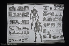 Hot Toys Iron Man 2 - Suit-Up Gantry with Mk IV Review MMS160 Unboxing - day1 (16)