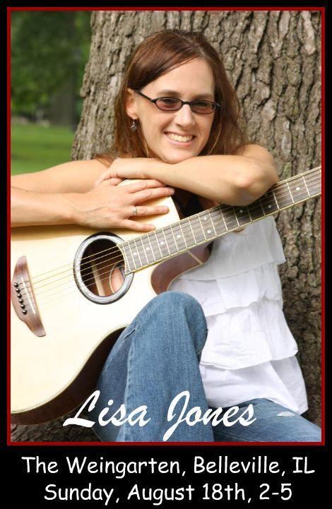 Lisa Jones 8-18-13