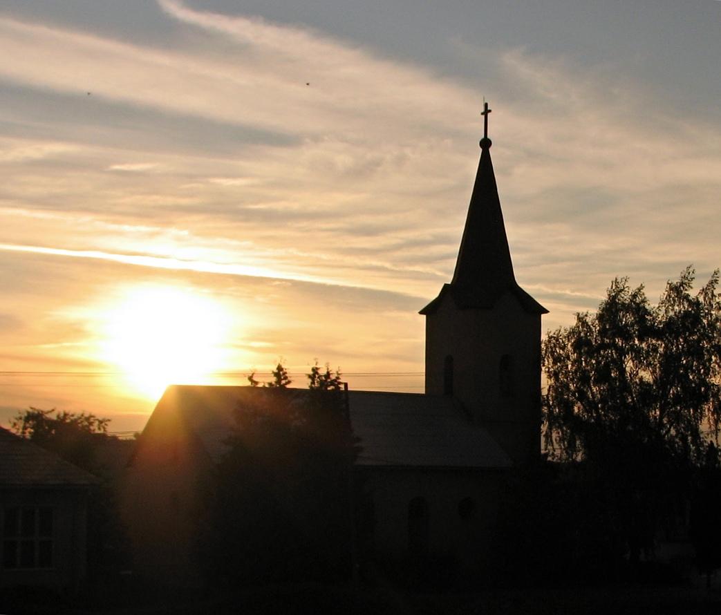 Kostol v Suchom Brezove