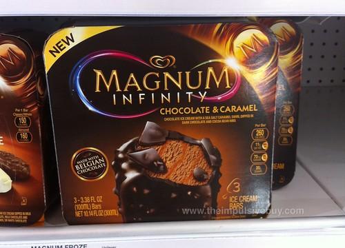 Magnum Infinity Chocolate & Caramel Bars