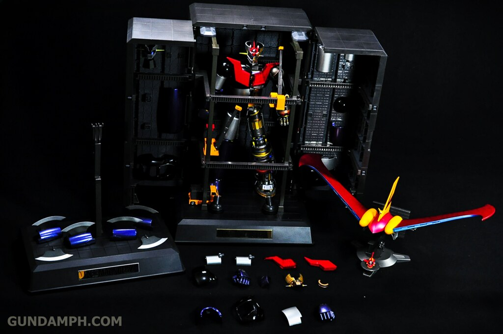 DX SOC Mazinger Z and Jet Scrander Review Unboxing (152)