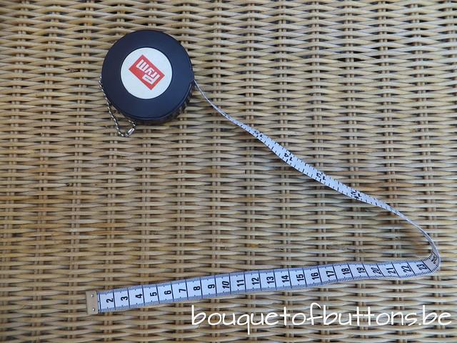 lintmeter tape measure