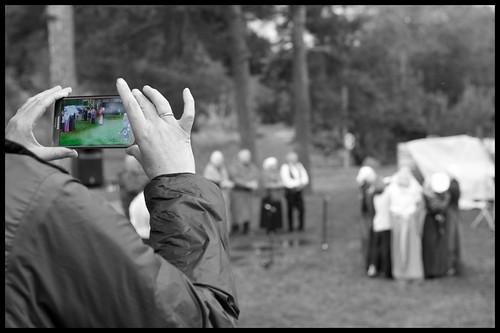 Filming the Play by Davidap2009