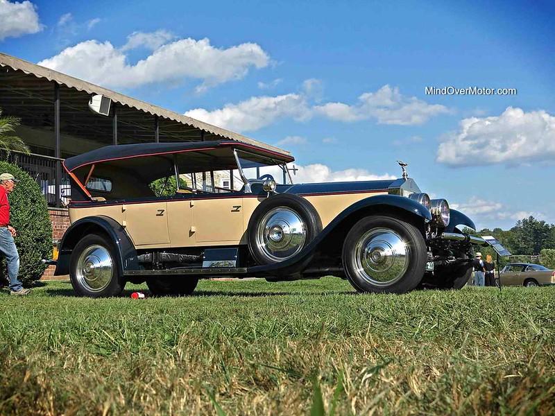 "1927 Rolls Royce ""Springfield"" Phantom I Pall Mall Phaeton"