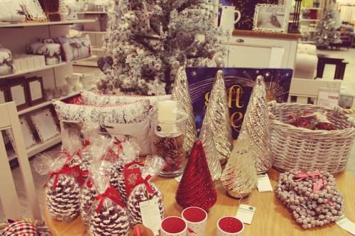 marks and spencer christmas decorations. Black Bedroom Furniture Sets. Home Design Ideas