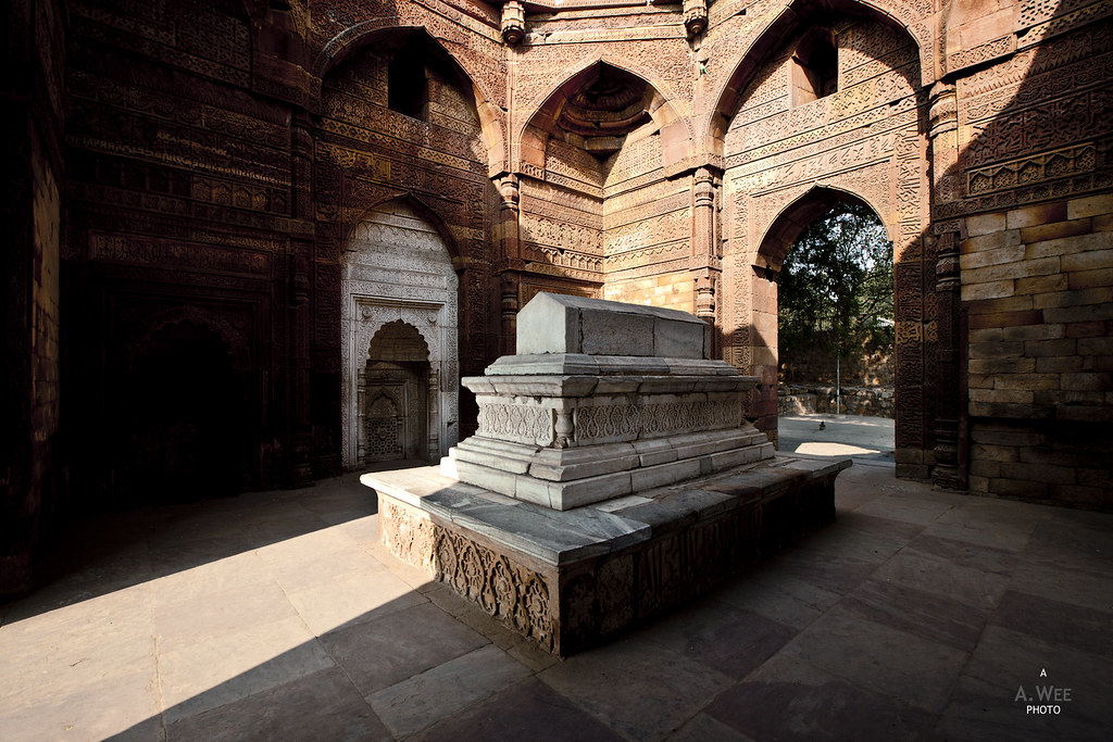 Iltutmish's Mausoleum