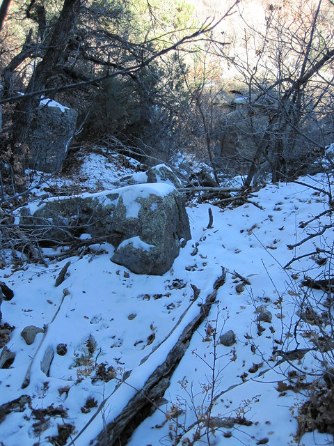 Picture from Castlewood Canyon, Colorado