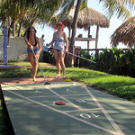 Shuffleboard Ladies