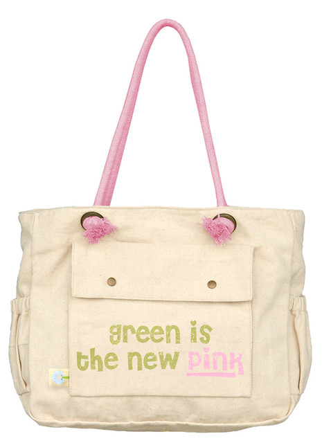 Green is the new Pink