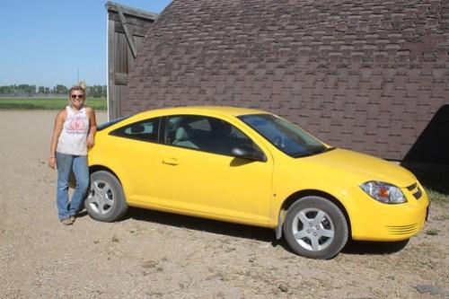 I got a new car!!