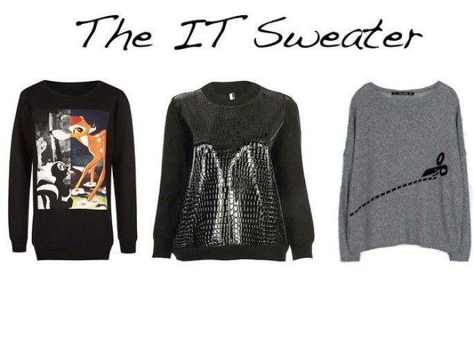 the it sweater