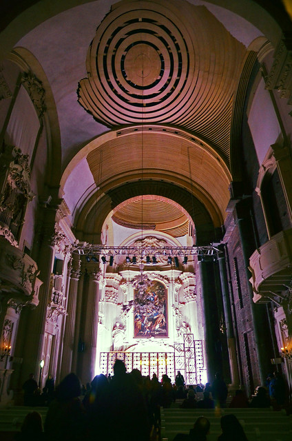 Flavio Favelli at Oratorio San Filippo Neri, Bologna