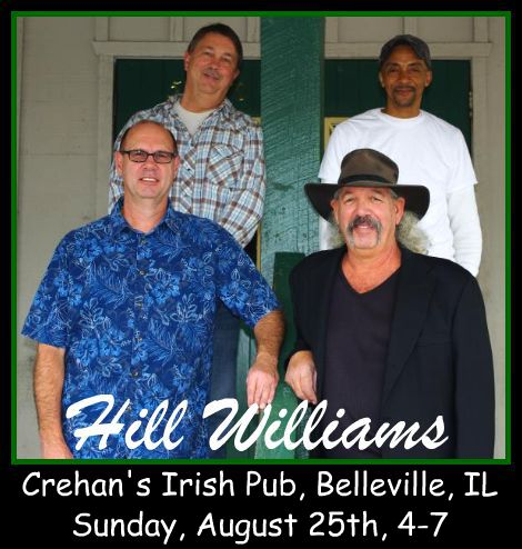 Hill Williams Band 8-25-13