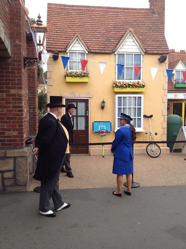 Sir Richard Topham Hatt, fourth Baronet of Sodor, and The Fat Controller