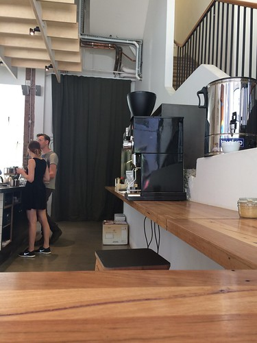 Paramount coffee project, Surry Hills