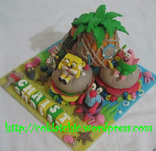 Miniature Spongebob
