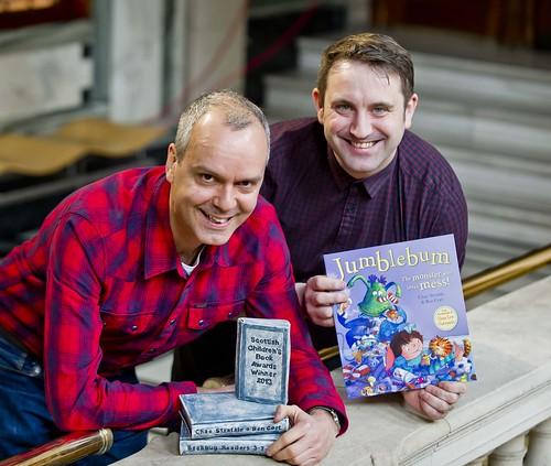 Scottish Book Trust Awards..