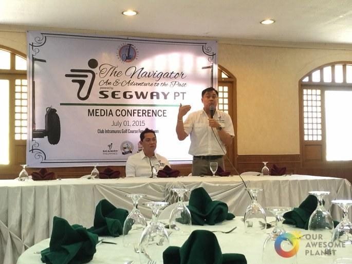 Segway Tours Ph