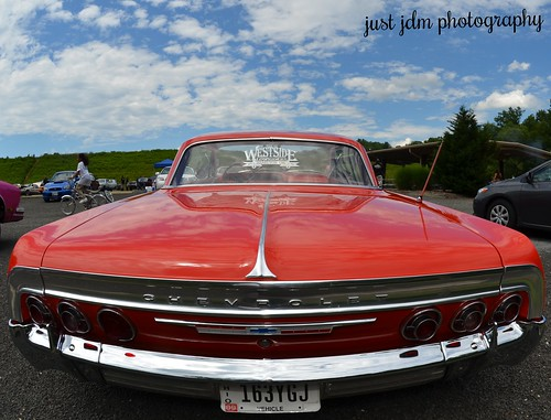 westside lowriders red hopper impala (3)