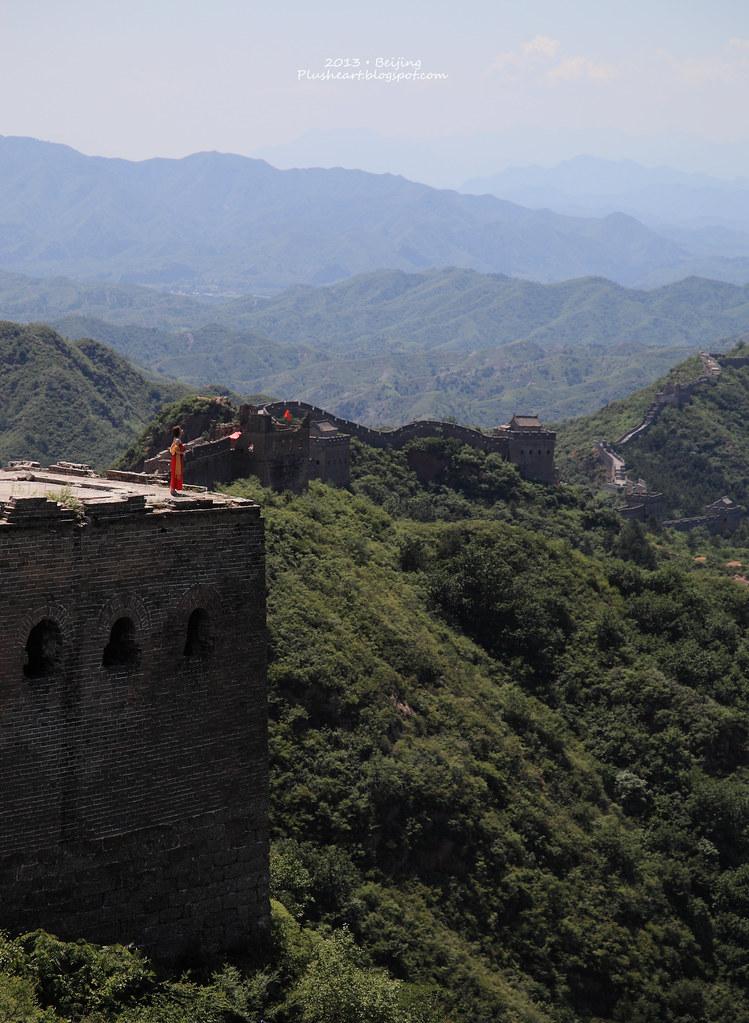 ▌北京 ▌ 登長城的美麗與哀愁