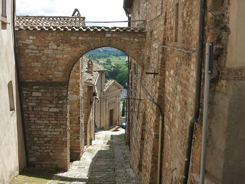 Umbria by Vespa