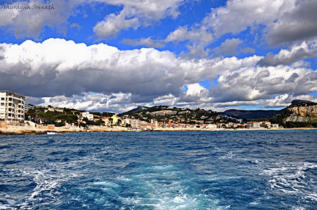 A fishing town - Cassis, along the Med Coast