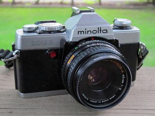 Minolta XG-1